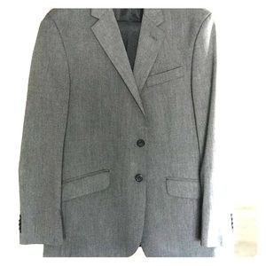 Grey Suit Kenneth Cole Reaction